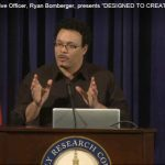 Ryan Bomberger, of The Radiance Foundation, speaks at Family Research Council