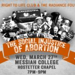 The Radiance Foundation to speak at Messiah College