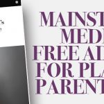 """""""Pro-abortion Mainstream Media's Free Ad Space for Planned Parenthood"""" by The Radiance Foundation"""