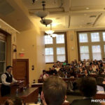 Ryan Bomberger keynotes at Harvard