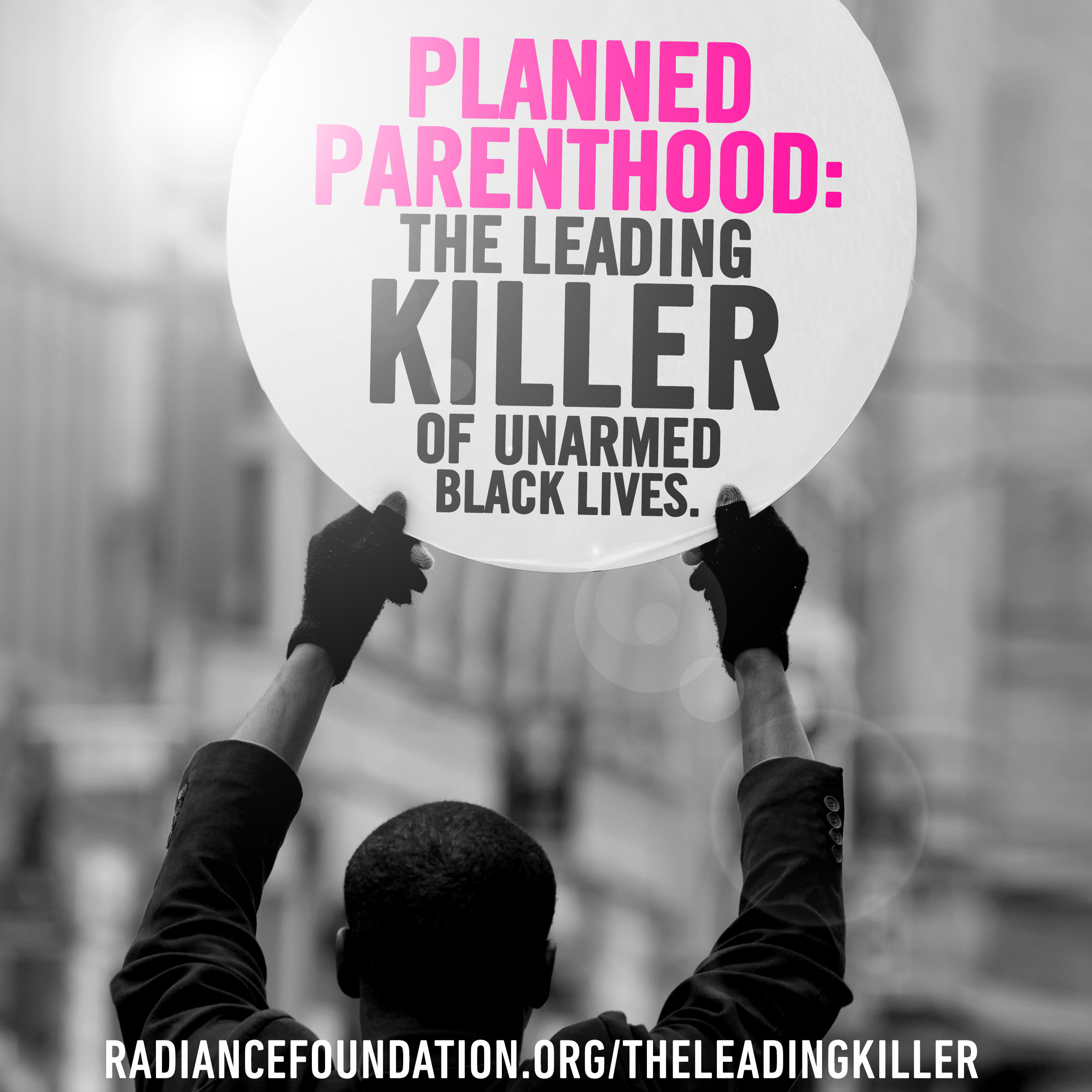 """The Leading Killer"" by The Radiance Foundation"